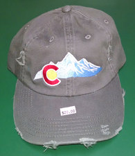 Colorado Mountain Cap